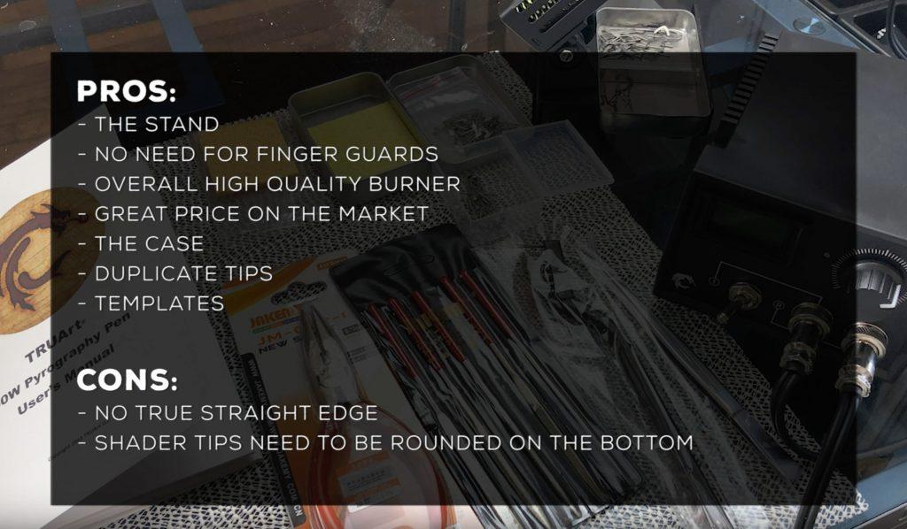 TRUArt-wood-burning-tool-review