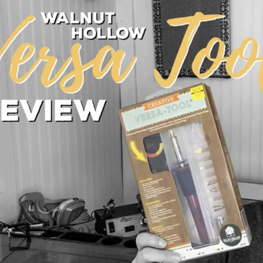 Walnut Hollow Versa Tool Review