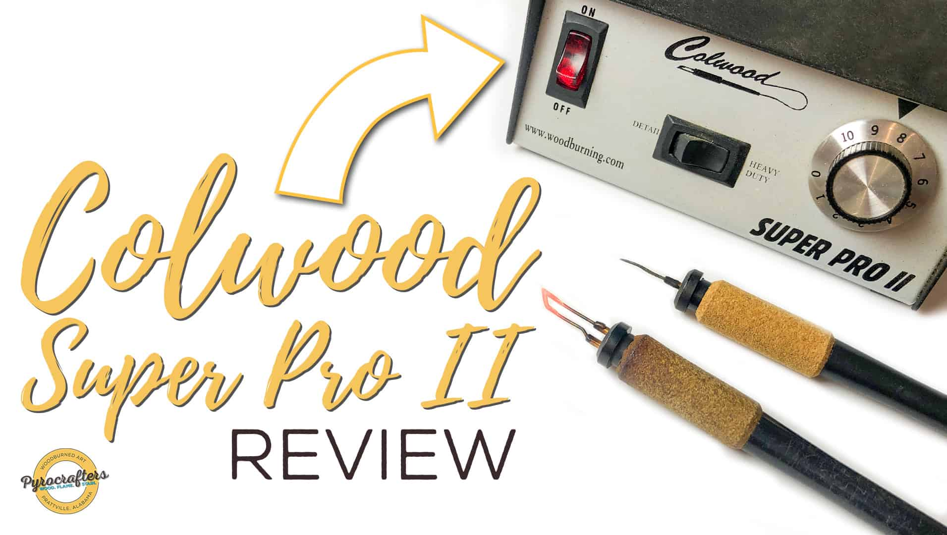 Colwood Super Pro II Review