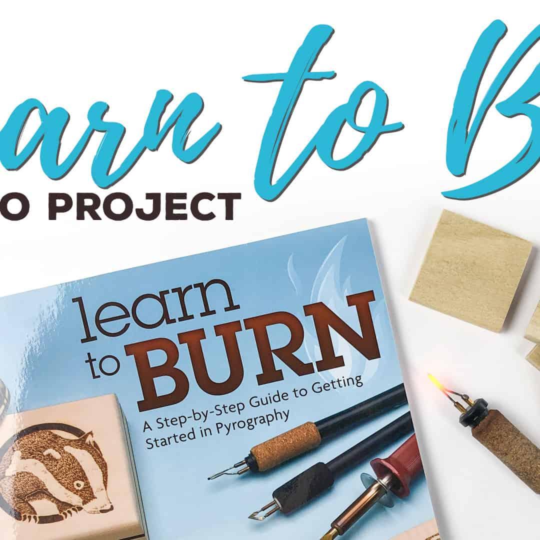 Learn to Burn by Simon Easton