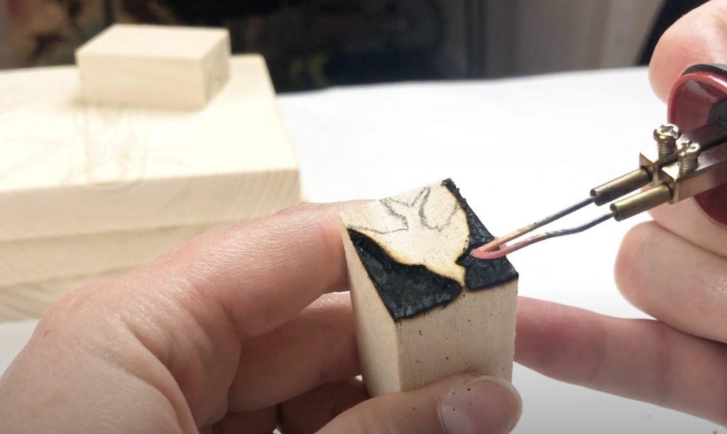 Wood-burning-techniques