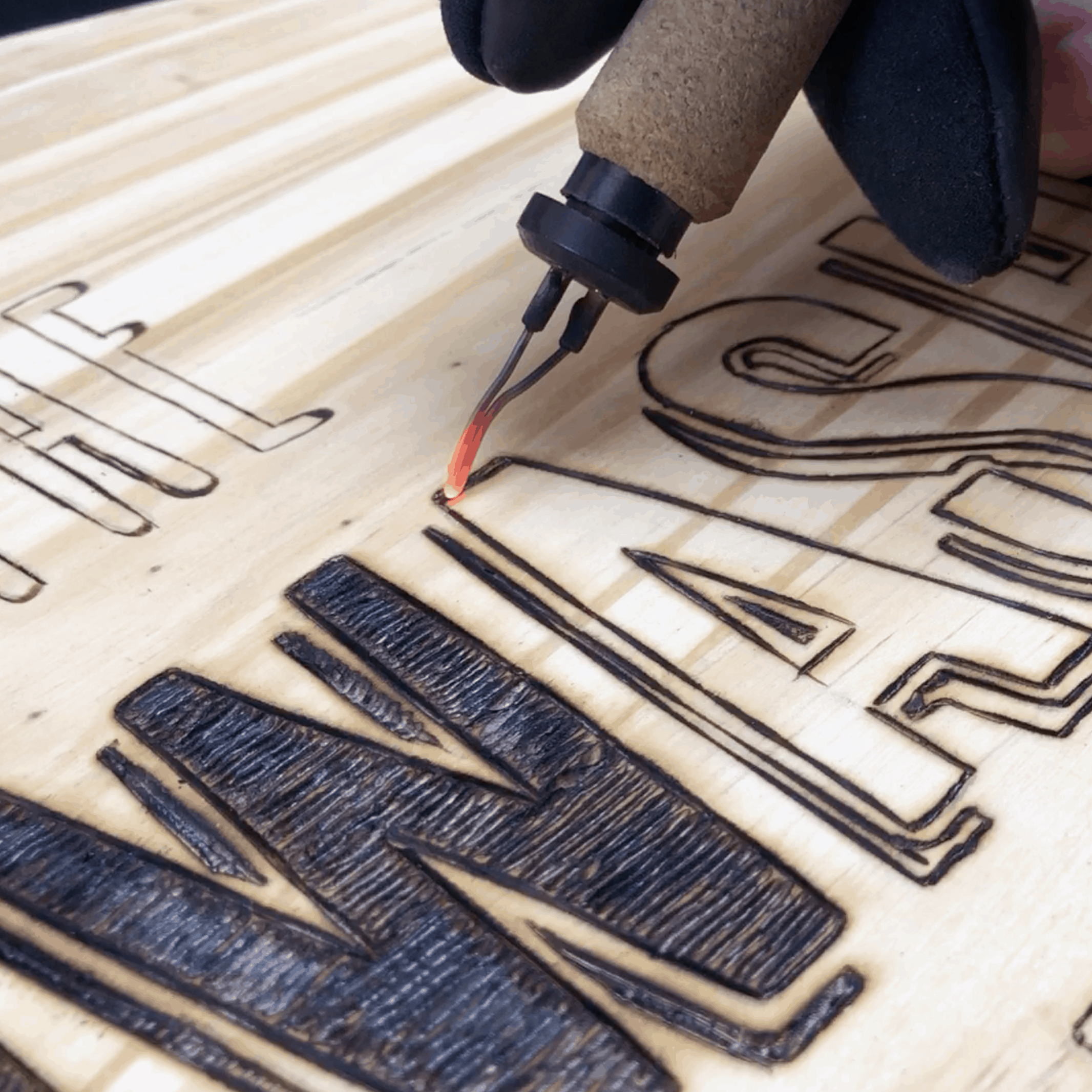 Learn How to Wood Burn in 10 Easy Steps