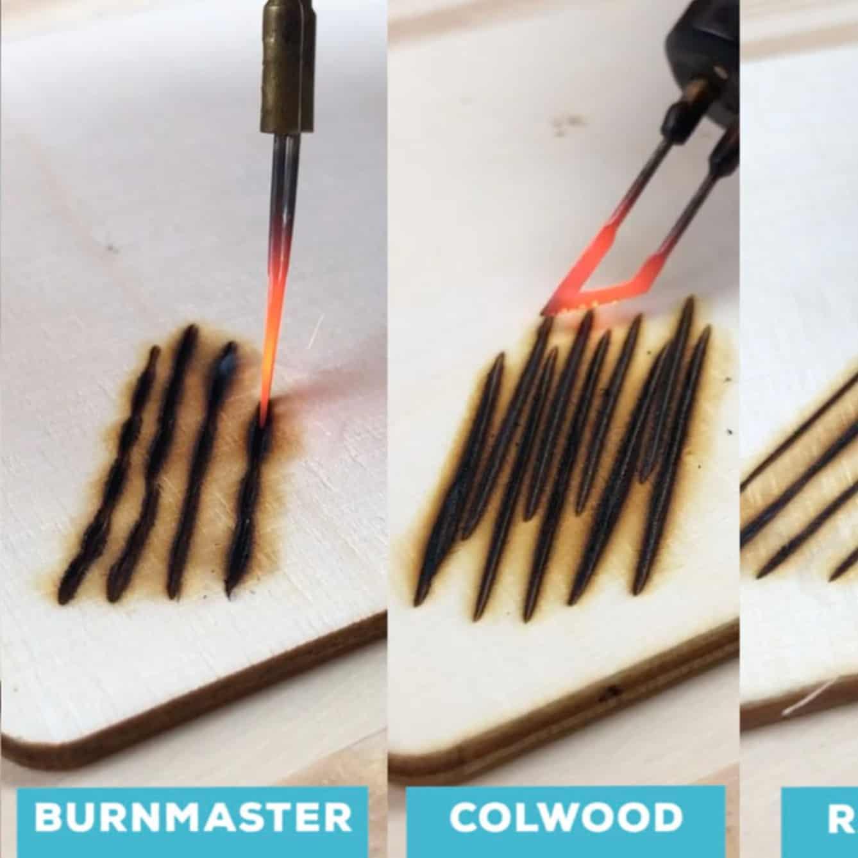 Wood Burning Kit Comparison