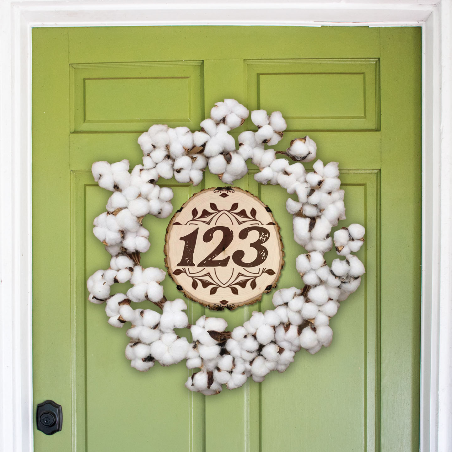 10 Creative Ways to Display House Numbers, Straight from the Experts